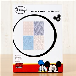 Disney Vintage A5 Backing Paper Pad