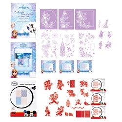 Disney Vintage Mickey and Frozen Collection