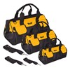 Wolf Set of 3 Heavy Duty Tool Bags No Colour