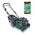 17 Inch Self Propelled Lawnmower with FREE Lawn Fix