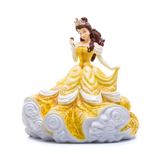 Belle figurine by English Ladies - Height 22cm No Colour