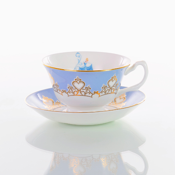 Cinderella Collectors Cup and Saucer by English Ladies No Colour
