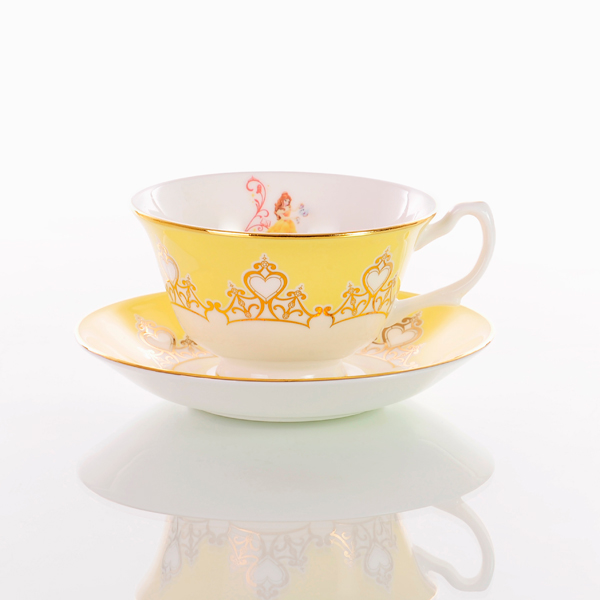 Belle Collectors Cup and Saucer by English Ladies No Colour