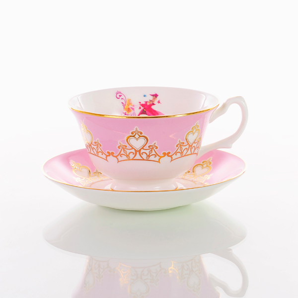 Sleeping Beauty Collectors Cup and Saucer by English Ladies No Colour