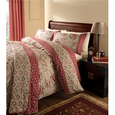 Kashmir 200 Percale Single Duvet Cover Set
