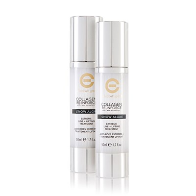 Elizabeth Grant Collagen Re-Inforce Snow Algae Extreme Line and Lifting Treatment 50ml Duo