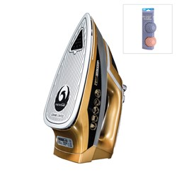 Phoenix Gold Ceramic Steam Iron plus Dryer Balls