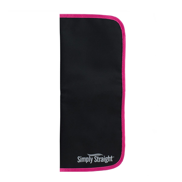 Simply Straight Heat Mat and Travel Case in One No Colour
