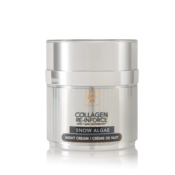Elizabeth Grant Collagen Snow Algae Night Cream 50ml No Colour