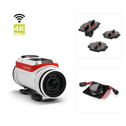 Tom Tom Bandit Action Cam with Adventure Pack