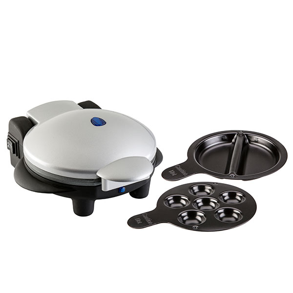 Cookshop Multi Snack Maker No Colour