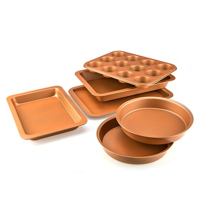 Cookshop Copperglaze Bakeware Collection