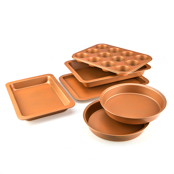 Image of Cookshop Copperglaze Bakeware Collection 380874