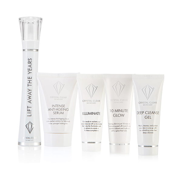 Crystal Clear Lift Away The Years Collection No Colour