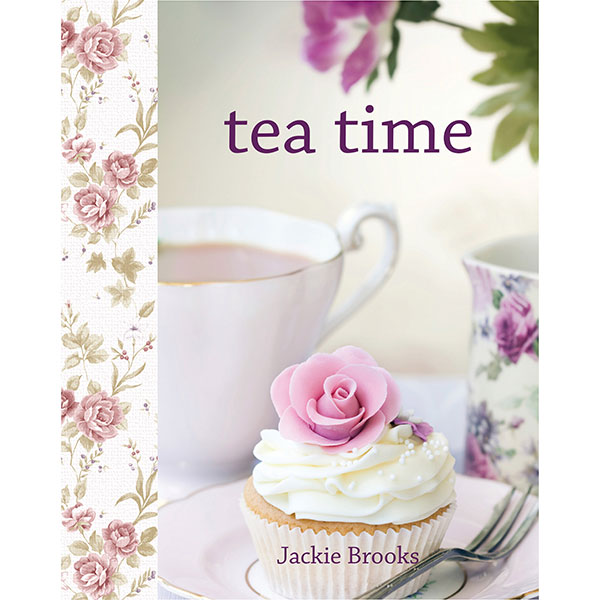 Tea Time Recipe Book No Colour