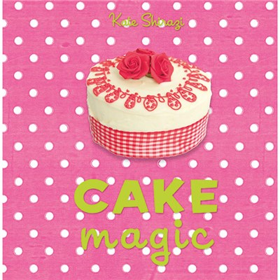Cake Magic Recipe Book