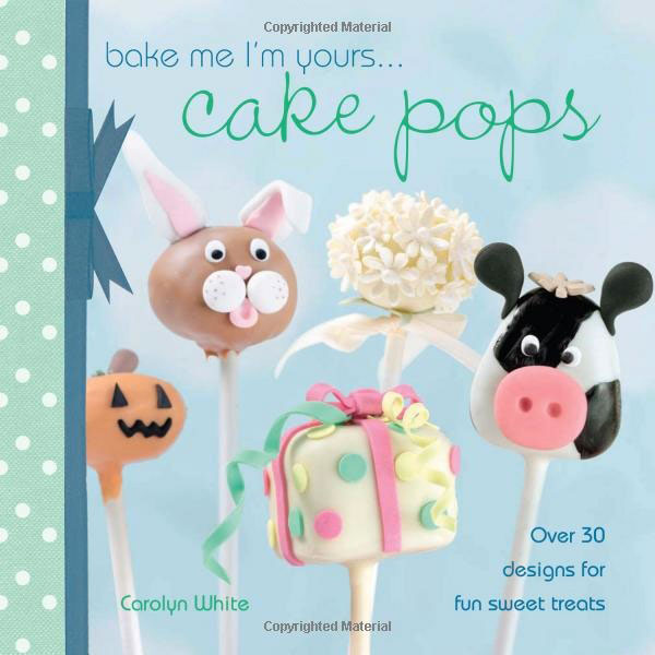 Bake Me Cake Pops No Colour