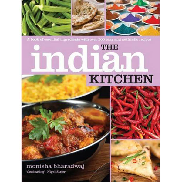 Indian Kitchen Recipe Book No Colour