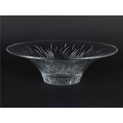 RCR Laurus Crystal Fire Centrepiece