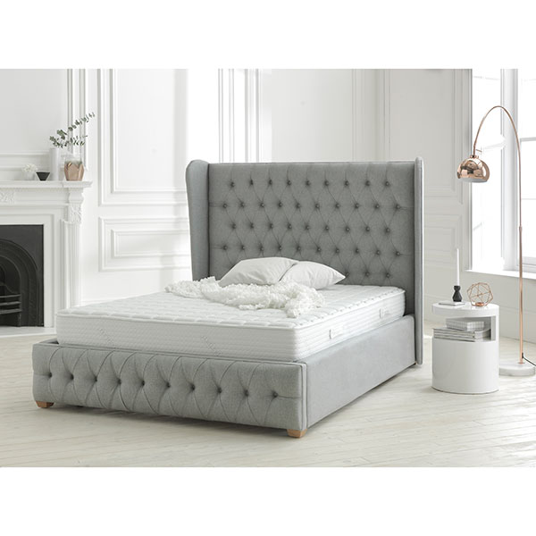 Dormeo Memory Fresh King Deluxe Mattress with Extended Warranty Upon Registration No Colour