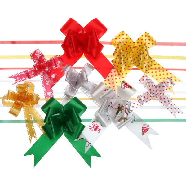 Magic Bows Pack of 1,000 No Colour