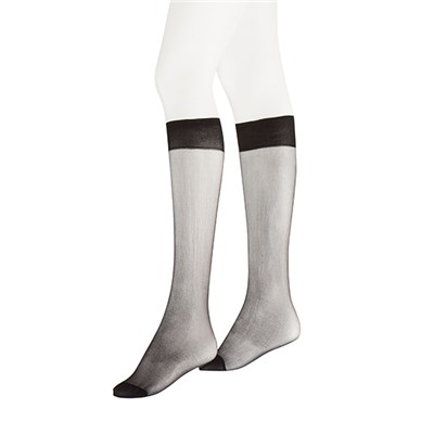 3 Pack 15 Denier Knee Highs