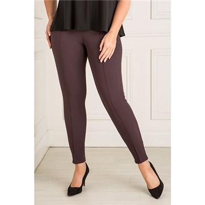 Anamor Pull On Rib Trouser 25 Inch