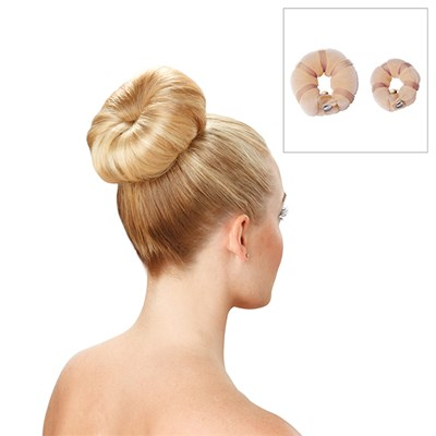 Hot Buns Hair Up Donut Bun Rings Small and Large