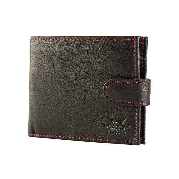 Vostok Leather Wallet No Colour