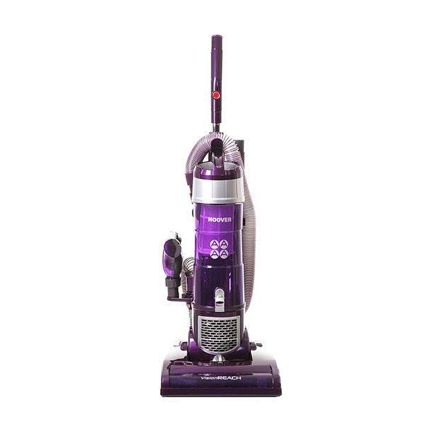 Hoover Vision Reach Bagless Upright Vacuum No Colour