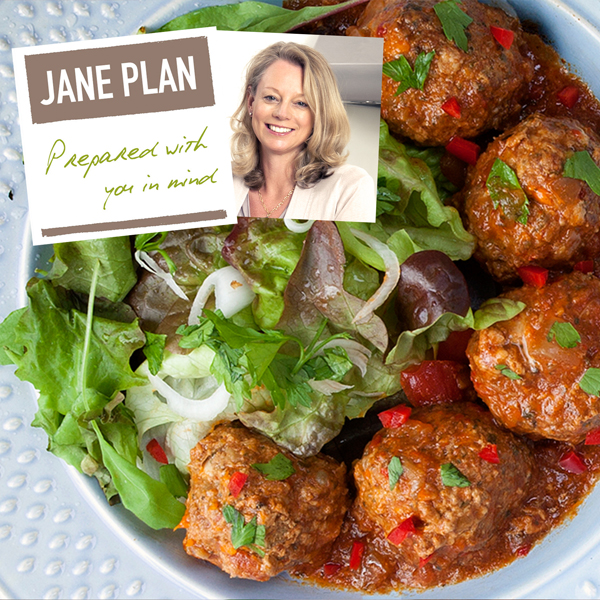 The Jane Plan 4 Week Hamper with Weekends Off Meat Option