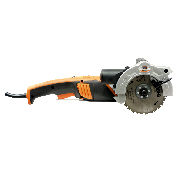 Feider 125mm Double Blade Saw with Additional 1 Year Warranty No Colour