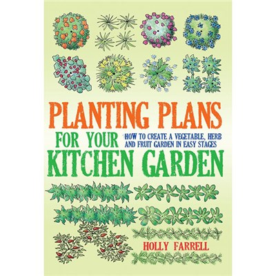 Plans For Your Kitchen Garden Recipe Book