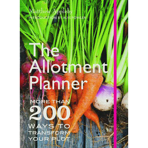 The Allotment Planner Recipe Book No Colour