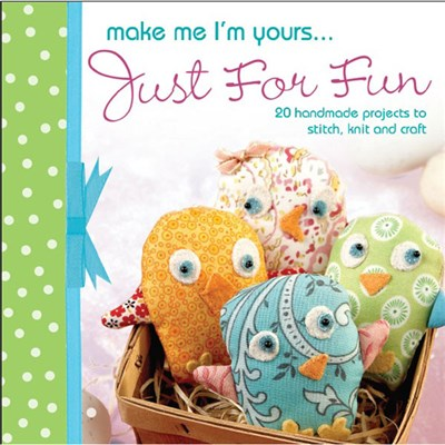Make Me For Fun Book