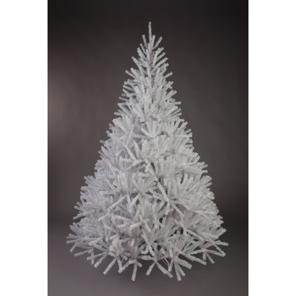 5ft Snowy White Christmas Tree No Colour