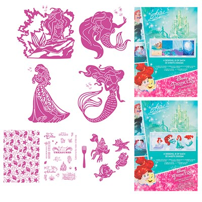 Disney Princess Ariel Range