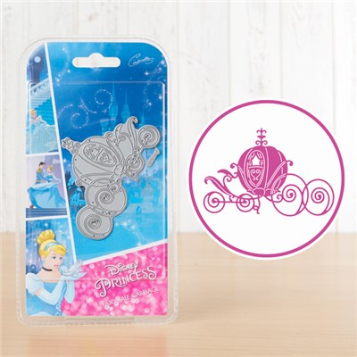 Disney Princess Fairy Tale Carriage Die