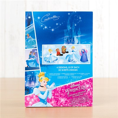 Disney Princess Cinderella Colourful Creations