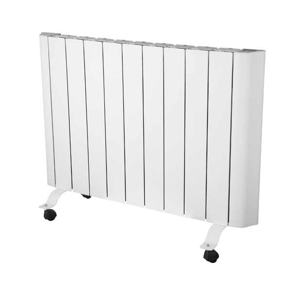 EEPC 1500w Ceramic Radiator with Smart Control and Warranty No Colour