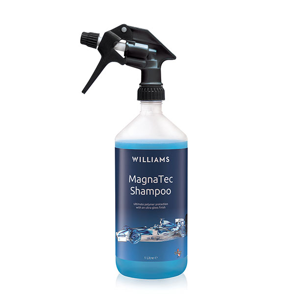 Williams Magnatec Car Cleaner 1L No Colour