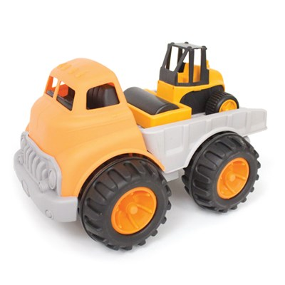 Construction Truck with Digger