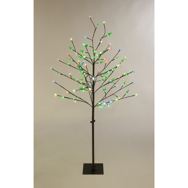150cm Colour Changing Blossom Tree No Colour