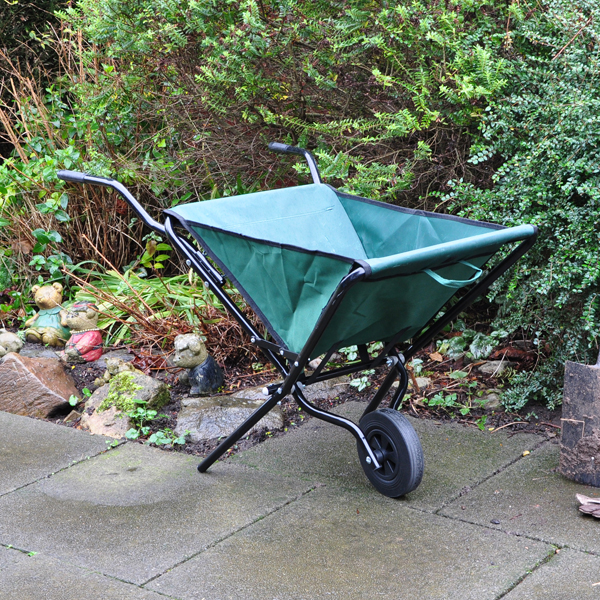 Fold Up Wheel Barrow No Colour