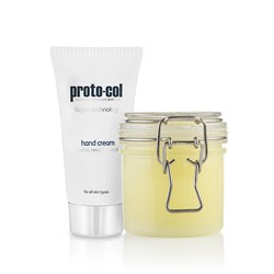 Proto-col Hand Cream 40ml and Instant Manicure 250g