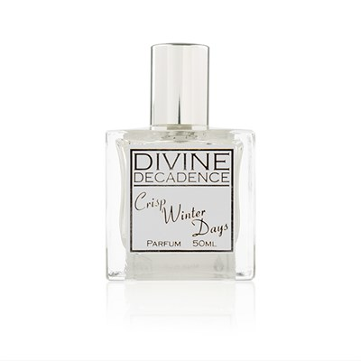 Divine Decadence Crisp Winter Days Parfum Fragrance 50ml