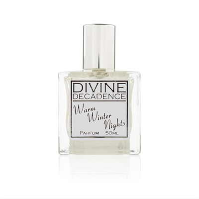 Divine Decadence Warm Winter Nights Parfum Fragrance 50ml