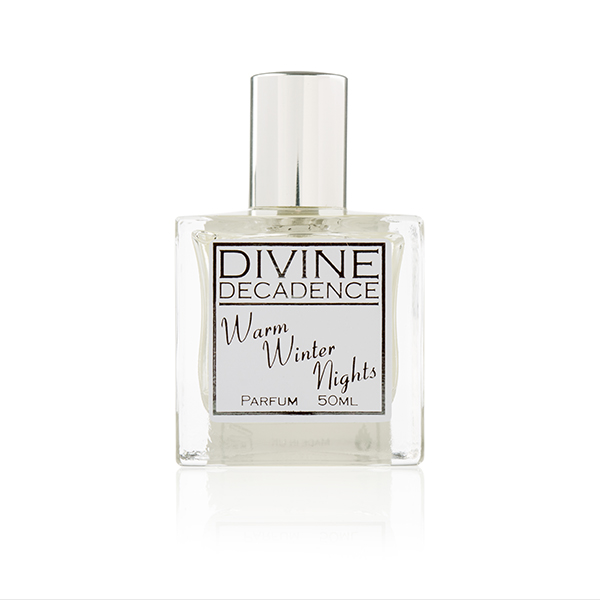 Divine Decadence Warm Winter Nights Parfum Fragrance 50ml No Colour