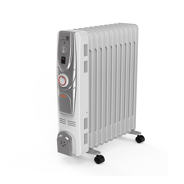 Vax Power Heat 2500W Oil Filled Radiator No Colour