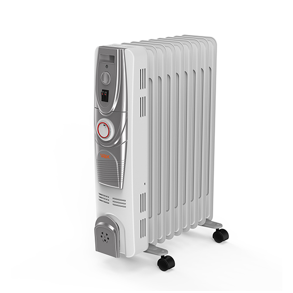Vax Power Heat 2000W Oil Filled Radiator No Colour